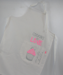 Apron Cooking