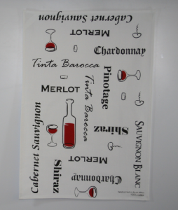 T T Wine notes